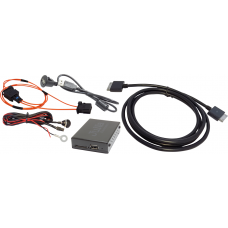 AMI-V4 Adapter iPod & USB for Audi MMI 2G